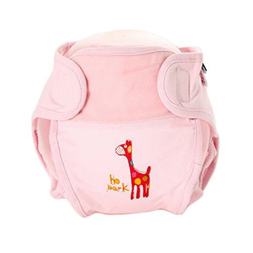 Lovely Deer Baby Leak-free Diaper Cover With Magic Tape (6-12 Months)