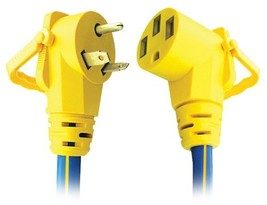 Voltec 16-00508 30 Amp RV Extension Cord with E-Zee Grip - 25' - $59.66