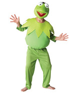 Rubie's Official Disney Muppets Deluxe Kermit Costume - Large, 7-8 Years... - £34.27 GBP