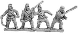 Xyston 15mm: Persian Slingers (8)