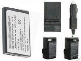 CGA-S302A CGAS302A Battery + Charger for Panasonic - $23.34