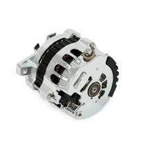 A-Team Performance GM CS130 Style 160 Amp Alternator with V-belt Pulley image 2