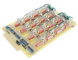 GENERAL ELECTRIC 7610015 TRIAC CARD ASSEMBLY image 5