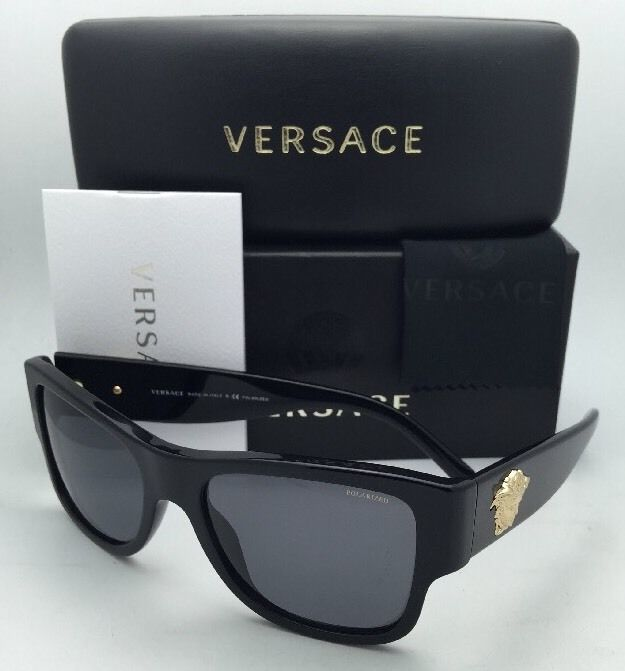 79fab59c4bb Polarized VERSACE Sunglasses VE 4275 GB1 81 and similar items. S l1600