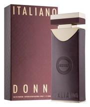 Italiano Donna by Armaf, women  100ml EDP Eau De Parfum, free shipping. - $34.99
