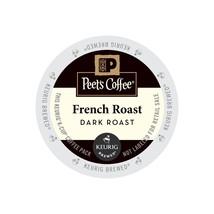 Peet's Coffee French Roast Coffee, 88 Kcups, Free Shipping - $68.99