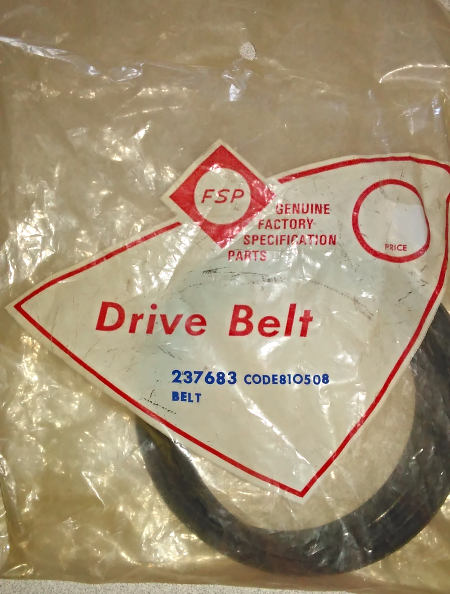 Primary image for FSP 237683 Drive Belt-Genuine Whirlpool OEM