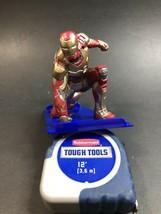 2013 Marvel & Subs DecoPac Iron Man 3 Mark 42 MCU Toy Figure K12 - $21.38