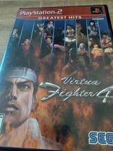 Sony PS2 Virtua Fighter 4 image 1