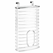 Kitchen Over the Cabinet Bag Holder Thrash Grocery Bags Holder Keeper St... - $34.45