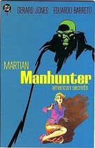 Martian Manhunter American Secrets # 1 - 3 DC Comics 1992 - $7.95