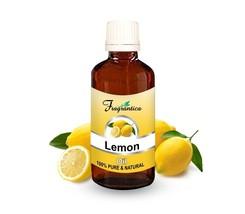 Fragrantica Lemon Oil 100% Undiluted Natural Pure Uncut Essential Oil 10 Ml - $10.71