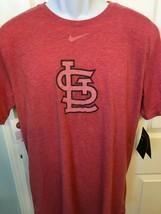 St. Louis Cardinals Mens Nike Fan DNA TRI-BLEND T-Shirt - XL & Large - NWT - $24.99