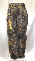 Men's Carhartt Camo Denim Pants 100% Cotton - $73.60
