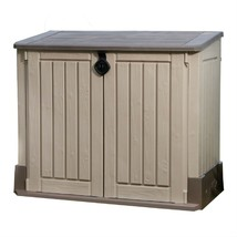Outdoor Lawn Garden Storage Shed - 30 Cubic Feet - $214.95