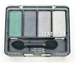 New Cover Girl Eye Enhancers Shadow #226 Mirror Mirror 4-Kit Sealed Quic... - $4.49