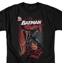 DC Comics Batman Retro Tee Superhero Green Arrow Green Lantern BM1784 image 3