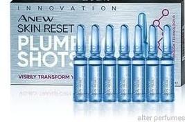 Avon ANEW Skin Reset Plumping Shots Pack of 7 Ampules - $58.99