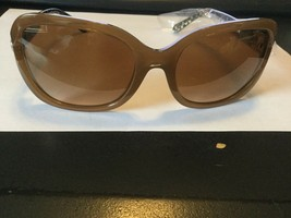 New $170 Coach Sunglasses HC8238 Color 554313 Brown ...100% Authentic New - $52.47