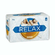 Relax Tea Infusion Individual 20 Bags Orange Blossom Tila Balm - $11.80