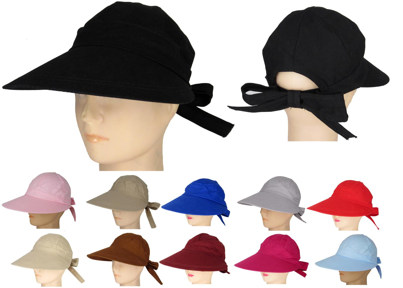 4c0a9dac5ca Women Ladies Summer Framer Large Visor Hat and 23 similar items. Untitled 1