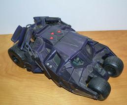 "BATMAN BATMOBILE Lights And Sounds 2005 12.5"" Long DC Comics 4""-5"" Actio... - $23.89"
