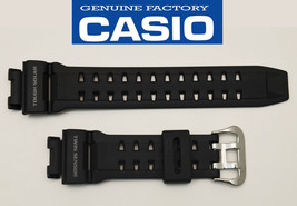 G-Shock CASIO WATCH BAND STRAP G-9200 GW-9200 GW-9200J  BLACK PART# 102... - $23.85
