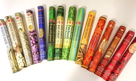 200 Hem Assorted Incense Sticks Mix N Match - Aromatherapy Yoga Meditation - $13.93