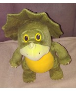 """Kohls TRICERATOPS 13"""" Plush from 3 Little Dinosaurs Book by Charles Fuge - $14.96"""