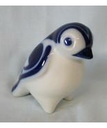 """Porsgrund 3 1/4"""" Bird Puffin Figurine  - $50.38"""