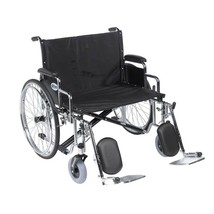 Drive Medical Sentra EC With Desk Arm and Leg Rests 28'' - $692.15