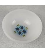 "White Milk Glass Cereal Bowl 4-3/4"" Diameter - $11.77"