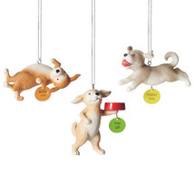 Whimsical Dog Ornament - $12.95
