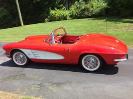 1961 Chevrolet Corvette Convertible For Sale In Byron Center MI 49315 image 4