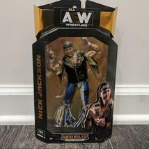 AEW Unrivaled Nick Jackson Series 3 All Elite Wrestling Jazwares Action Figure - $34.64