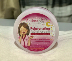 BRILLIANT SKIN ESSENTIALS REJUVENATING FACIAL CREAM 10g FRESH NEW STOCK - $9.89
