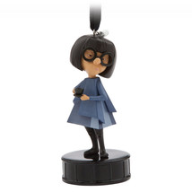Disney Store Edna Mode Talking Ornament Incredibles 2 Limited Edition New - $32.76