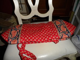 Vera bradley small duffel bag in retired Americana Pattern - $45.00