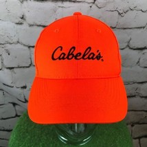 Cabela's Youth One Sz Hat Orange Adjustable High Visibility Hunting Outd... - $27.72