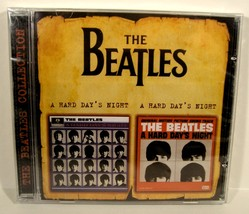 Rare Russian Compilation CD The Beatles A Hard Days Night  - $49.95