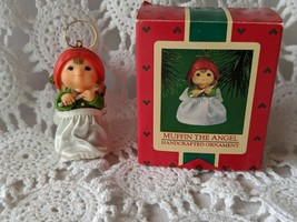 Hallmark Muffin The Angel Handcrafted Ornament - $12.60