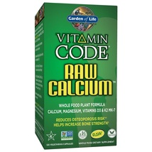 Garden of Life Raw Calcium Supplement - Vitamin Code for Bone Health, 12... - $139.67