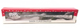 International Silver Co Christmas Santa Claus Snuffer IOB - $19.99