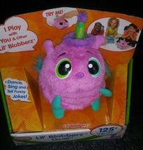 Little Tikes Lil' BLABBERZ,125 Songs, Jokes, Birthday Gifts Interactive Toy - $29.99