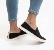 UGG Women's Fashion Sneaker, Black, Size 8.0 - $96.74