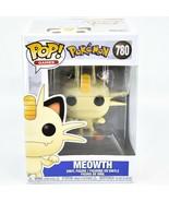 Funko Pop! Games Pokemon Meowthe #780 Vinyl Action Figure - $16.82