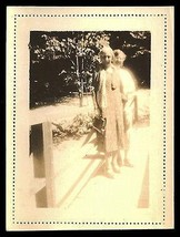 Ghostly Girlfriends You Go First July 1934 The Flume Antique Photo Summe... - $10.99
