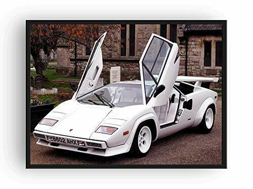 "Primary image for Lamborghini Countach Poster 13x19"" Color Print"