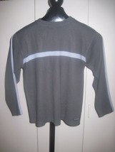 Place Boys 100% Acrylic Gray CREW-NECK Pullover Sweater XL(14)-WORN ONCE-NICE - $7.99