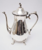 Vintage International Silver Rogers Coffee Pot In Reflection Manufacture... - $51.08
